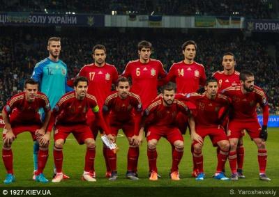Євро-2016. Знайомство з учасниками. Іспанія