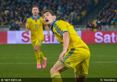 Втрати України на матч плей-офф Євро-2016