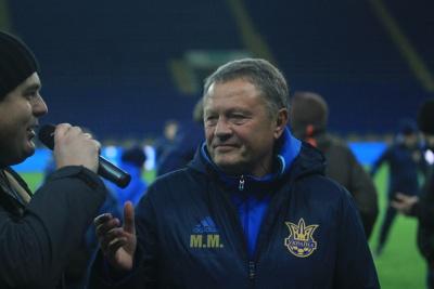 Мирон Маркевич: «Два роки тому мене називали маразматиком за критику «Динамо». І хто зараз маразматик?»