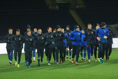 До матчу з Фінляндією збірна України буде готуватися в Європі