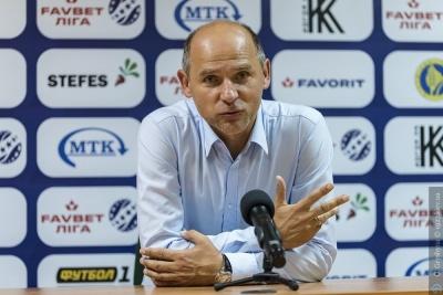 Виктор Скрипник: «Мы не ставим «автобусов», а играем вперед»