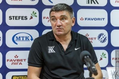 Послематчевая пресс-конференция тренера «Колоса»
