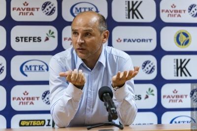 Виктор Скрипник: «Мы требуем от Русина выходить на поле и обострять»