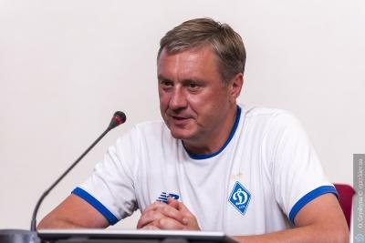 Олександр Хацкевич: «Ігор Суркіс довірився всім. Треба було давати результат»
