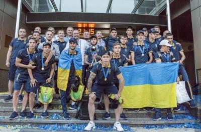 Суркіс не відпустив гравців «Динамо» на нагородження чемпіонів світу U-20