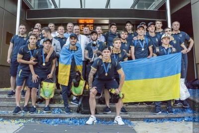 Чемпионы мира в составе киевского «Динамо»