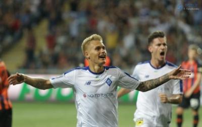 «Динамо» упрочило лидерство по количеству результативных ударов головой в этом чемпионате