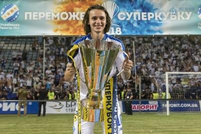 Миколі Шапаренку – 20! Вітаємо!