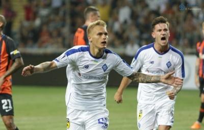 Буяльський проти «Шахтаря» проводить ювілейний матч у футболці «Динамо»