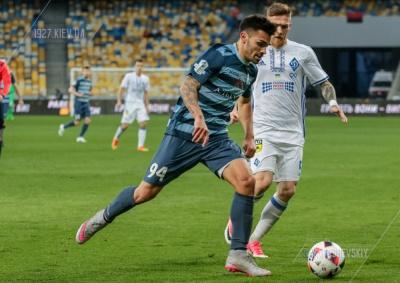 Сергій Гринь: «Після третього голу зрозуміли, що матч з «Динамо» не врятувати»