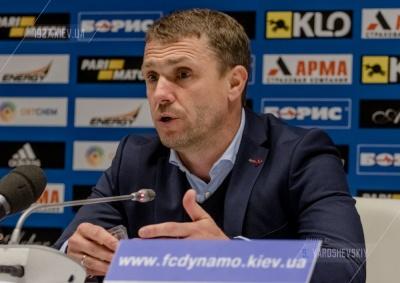 Сергій Ребров – найкращий тренер 25-го туру Ліги Парі-Матч