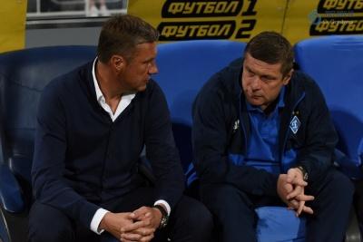 Дулуб назвав головну причину невдач Хацкевича на чолі «Динамо»