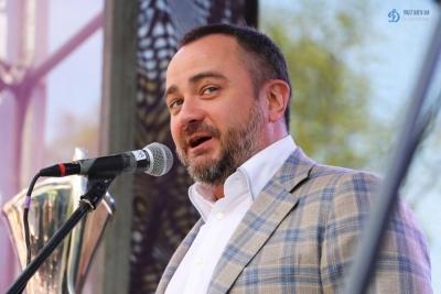 Битва президентів! Павелко вперше заговорив про бійку з Суркісом на НСК