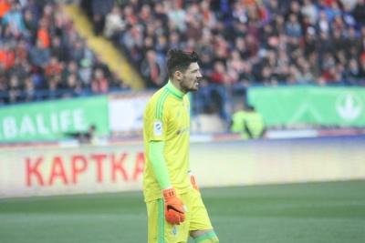 Денис Бойко: «Тренер нас дуже добре налаштував на гру з «Дніпро-1»