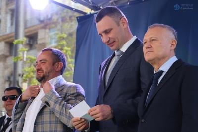 Андрій Павелко: «Через «справу Маріуполя» ми були близькі до позбавлення права на фінал ЛЧ»