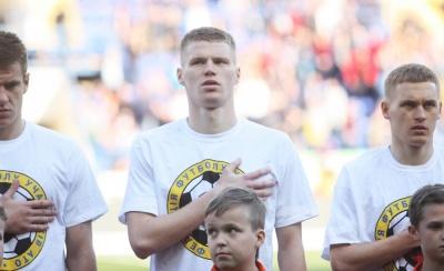 Микита Бурда підписав новий контракт із «Динамо»