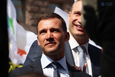 Шевченко відзначився голом і асистом у прощальному матчі Пірло