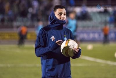 Русин змінив номер після повернення в «Динамо» - він забрав його у гравця, котрий пішов в оренду