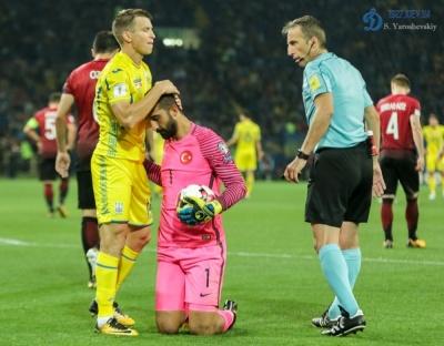 Барселона - в Харкові. Як збірна України забивала голи туркам