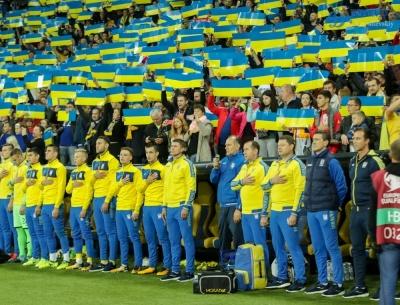 Збірна України може зіграти проти Росії в Лізі націй