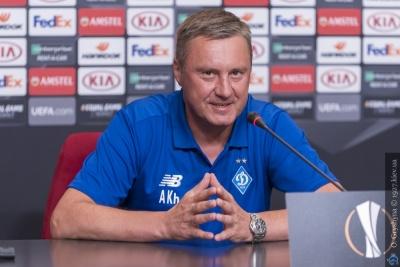 Олександр Хацкевич: «Я не можу всім подобатися»