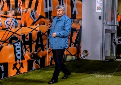 Вячеслав Заховайло: «Называть Луческу «мистер» - язык не повернется»