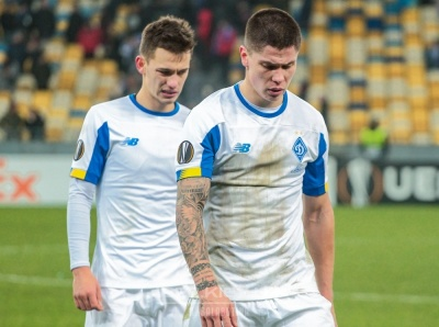 Попов розповів про тиск на гравців «Динамо» – захисник відповів вболівальникам