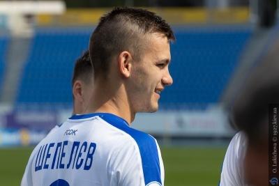 Игорь Костюк: «Если Шепелев поменяет психологию, станет лидером команды»