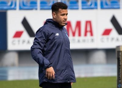 Сидклей сыграет за «Динамо» впервые в сезоне