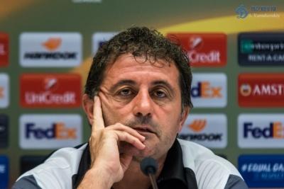 Тренер «Скендербеу»: «Ми грали з кращою командою нашої групи»