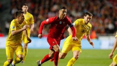 Роналду скромно рассказал, какой он видит борьбу с Украиной в отборе на Евро-2020