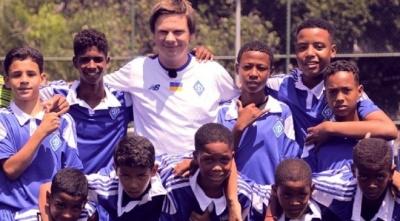 «У бразильців я асоціювався з «Динамо». Дмитро Комаров був фанатом, мав автограф Шеви і плакав за Лобановським