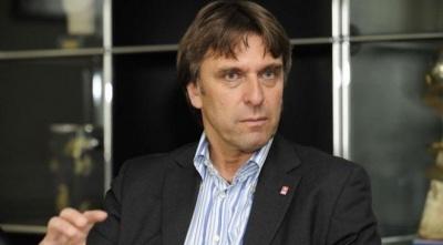 «Олександрія» висунула екс-главу швейцарської ліги Томаса Грімма на посаду президента УПЛ