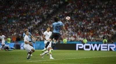 Уругвай переграв Португалію і вийшов у чвертьфінал
