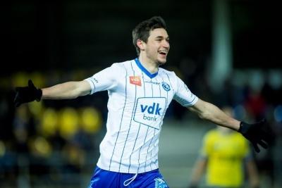 Яремчук оформив дубль, Пластун забив дебютний гол за «Гент»