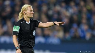 В Ірані заборонили трансляцію матчу «Аугсбург» – «Баварія» через жінку-арбітра