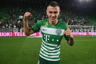 Зубков претендує на звання автора найкрасивішого гола чемпіонату Угорщини – відео шедевра