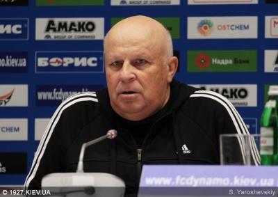 Віталій Кварцяний: «Ключовим моментом для Шабанова в «Динамо» стане довіра тренера»