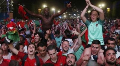 Болельщики сборной Португалии: «Интересно, как в Украине относятся к натурализации бразильцев?»