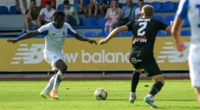 Беніто похизувався яскравим дриблінгом у матчі за молодіжку «Динамо»
