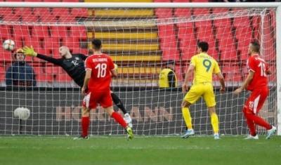 Чотири думки після матчу Сербія – Україна