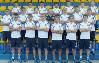 Збірна U-19 вирушила до Греції на Євро-2015