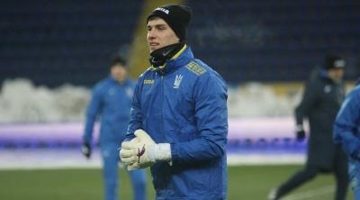 Андрій Лунін — серед наймолодших дебютантів збірної України в історії