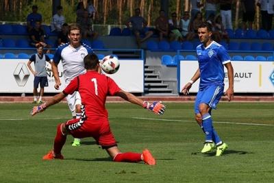 Тренер «Сталі» U-21: «З такими командами, як «Динамо», грати важко»