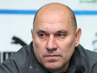 Георгій Кондратьєв покидає пост головного тренера збірної Білорусі