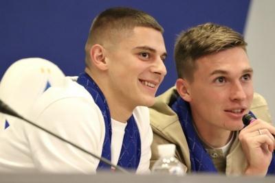 Миколенко: «Особливо не думав, що буду грати проти Роналду»