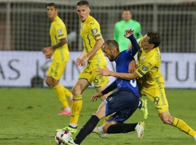 Ярмоленку і Марлосу — від Сидорчука. Капітан «Динамо» — MVP матчу з Косово