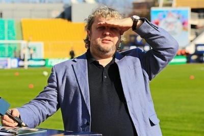 Алексей Андронов: «За обложку со сборной Украины нам не стыдно»