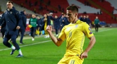 Бєсєдін – про рятівний гол у ворота Сербії: «М'яч відскочив, я прийняв, раз-два і пробив»