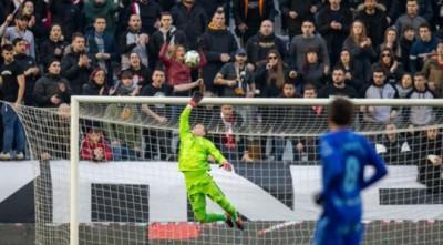 Лунін і фантастичний гол на премію Пушкаша допомогли «Ов'єдо» виграти матч за життя в Сегунді